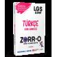ZORR-O 8. Sınıf LGS Türkçe Soru Bankası