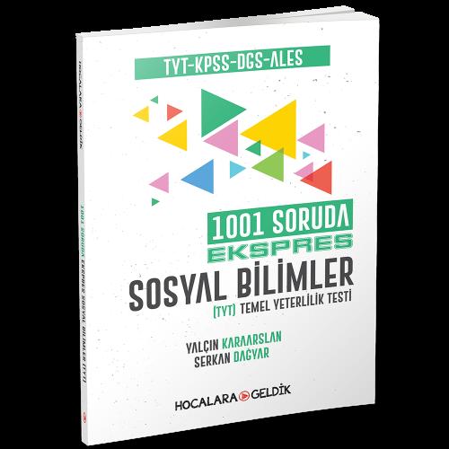 TYT Sosyal Bilimler Soru Bankası - 1001 Soruda Ekspres