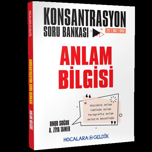 Anlam Bilgisi Soru Bankası