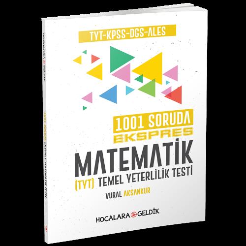 1001 SORUDA EKSPRES MATEMATİK  TYT SORU BANKASI