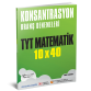 TYT Matematik - Konsantrasyon Branş Denemeleri