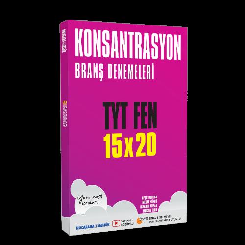 TYT Fen - Konsantrasyon Branş Denemeleri