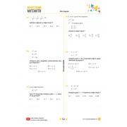 TYT Matematiğin Genel Tekrarı - 1001 Soruda TYT Matematik