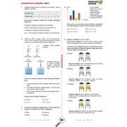 8. Sınıf LGS Fen Bilimleri Soru Bankası Sorubüs