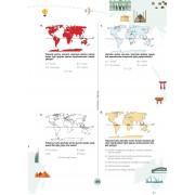 Haritalarla Coğrafya Soru Bankası