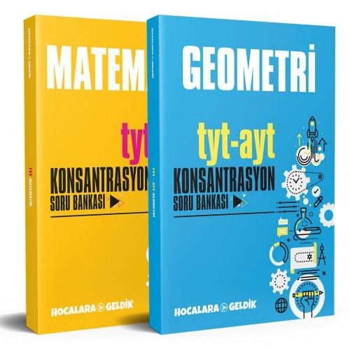 TYT Matematik Set - 2 Kitap