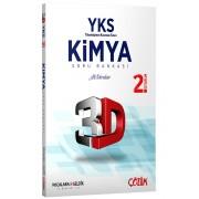 AYT (YKS) 3D Kimya 2. Oturum Soru Bankası