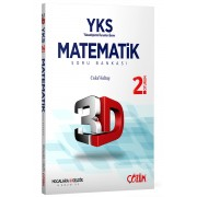 AYT (YKS) 3D Matematik 2. Oturum Soru Bankası