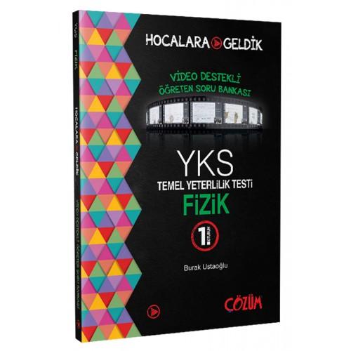 TYT (YKS) Hocalara Geldik Fizik 1. Oturum Soru Bankası