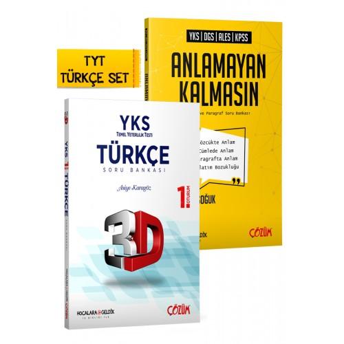 TYT (YKS) Türkçe Set