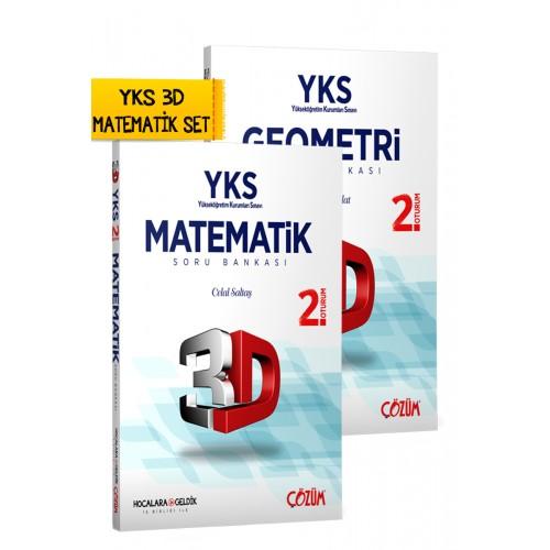 AYT (YKS) 3D Matematik Set