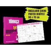 TYT Konsantrasyon Türkçe Soru Bankası